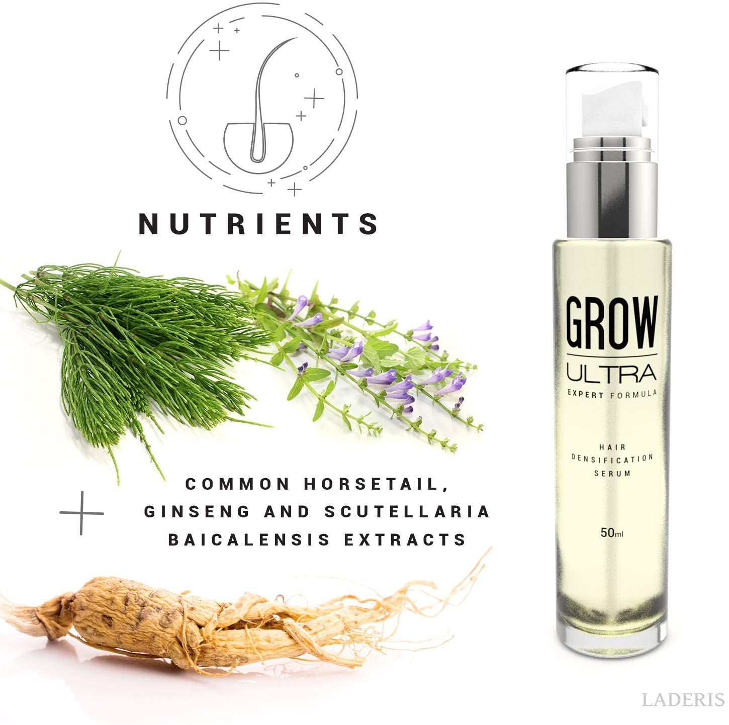 Ingredients of GrowUltra