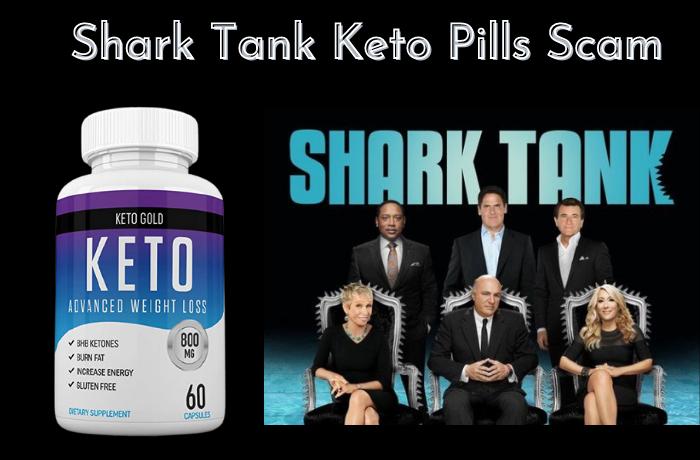 Shark Tank Keto Pills Scam