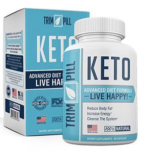 How to Use Trim Pill Keto