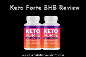 Keto Forte BHB Review