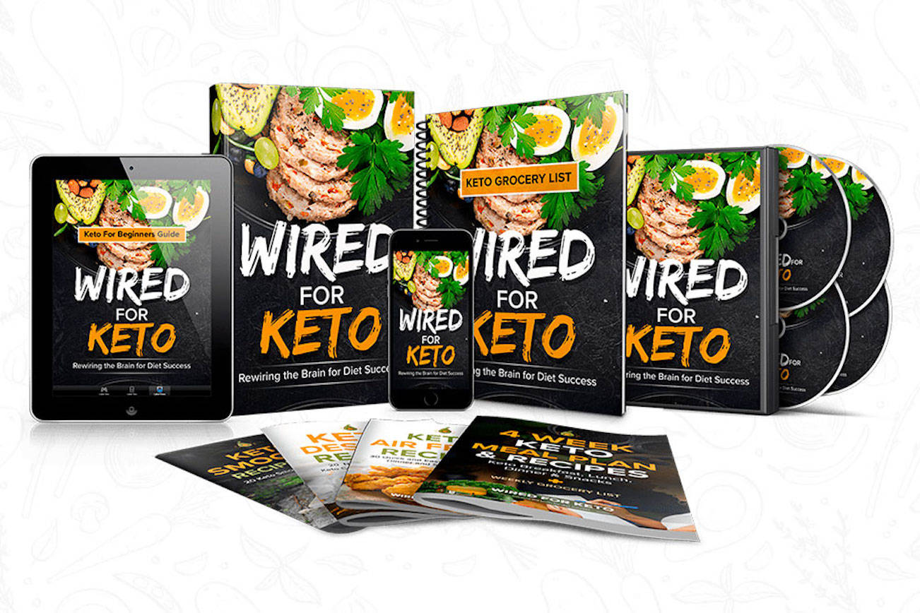 What is Wired For Keto